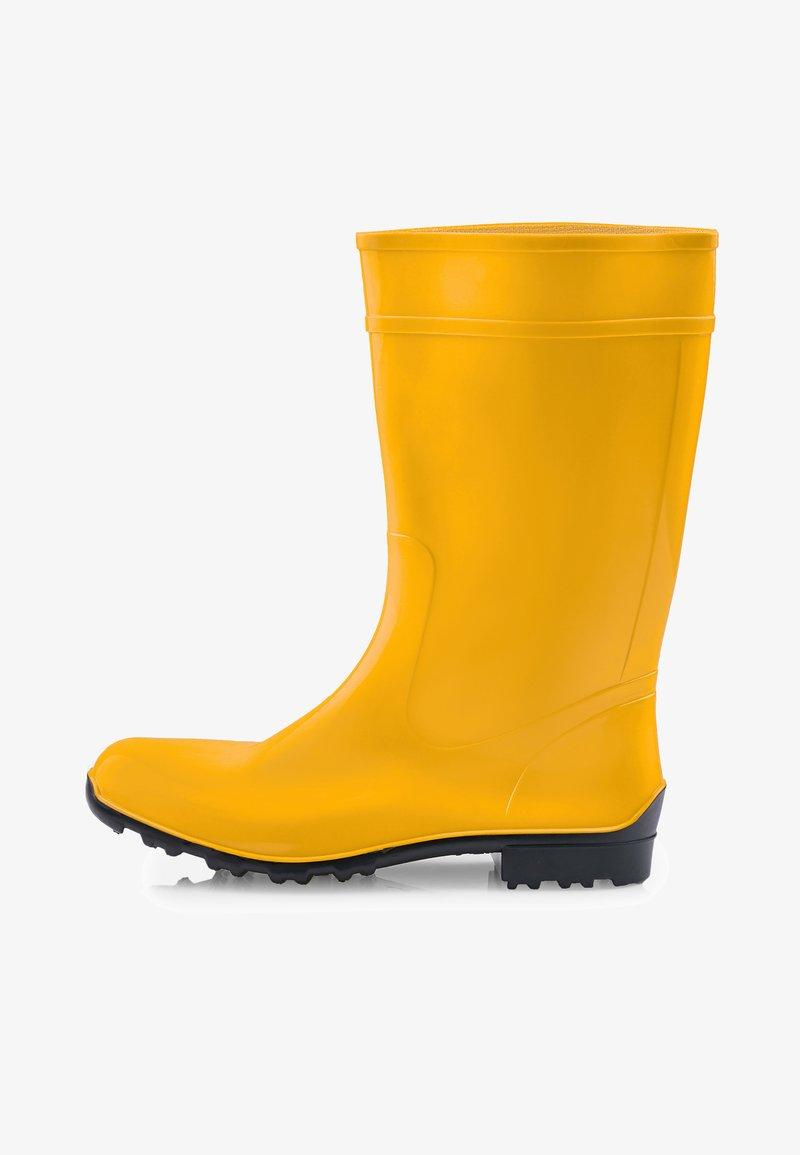 Ladeheid - Regenlaarzen - yellow/black