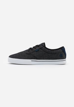 JAMESON ECO - Skate shoes - black/white