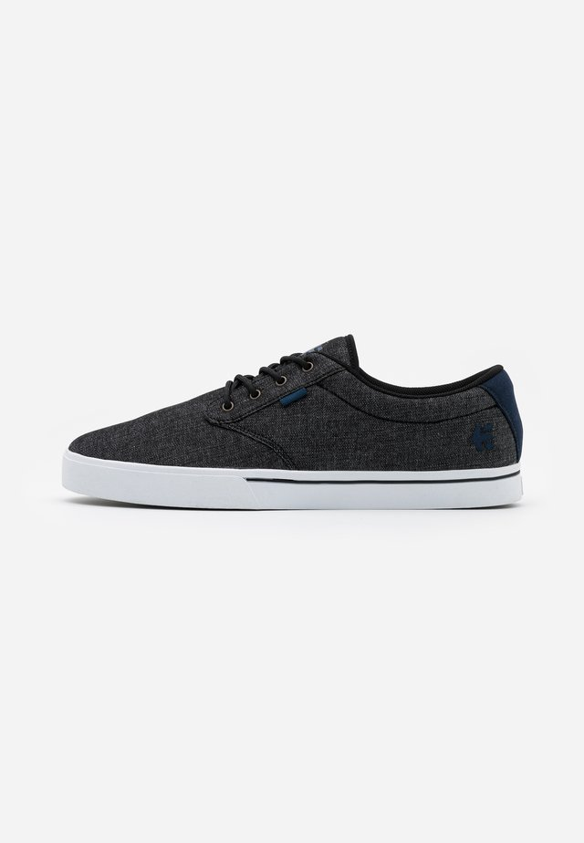 JAMESON ECO - Zapatillas skate - black/white