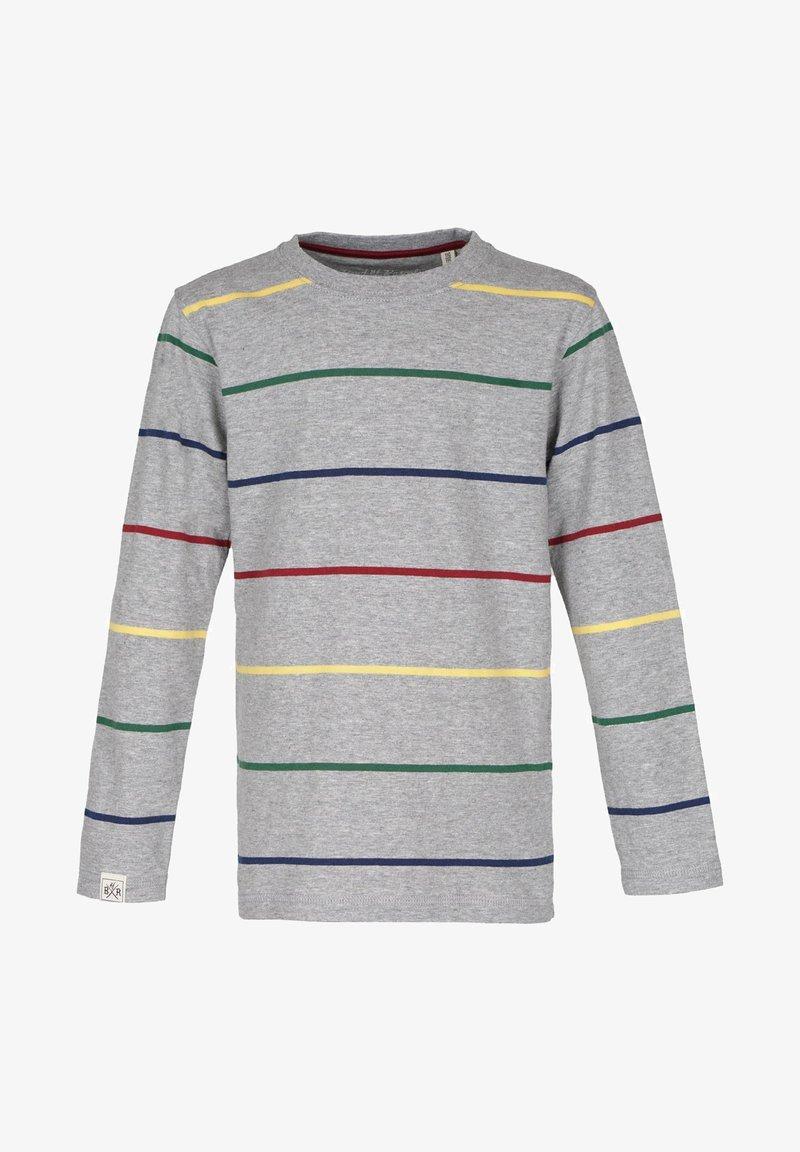 Band of Rascals - Langærmede T-shirts - grey-mel