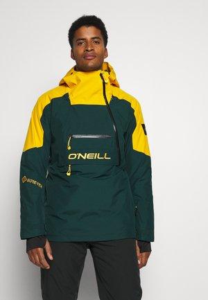 PSYCHO TECH ANORAK - Snowboard jacket - panderosa pine