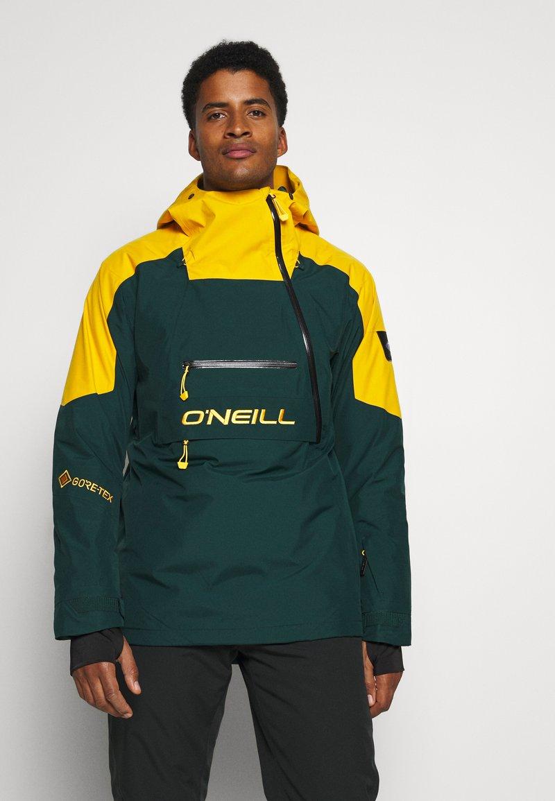 O'Neill - PSYCHO TECH ANORAK - Snowboard jacket - panderosa pine