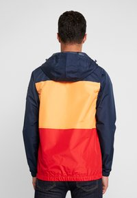 Ellesse - MONTE LEONE - Windbreaker - navy/orange/red - 2