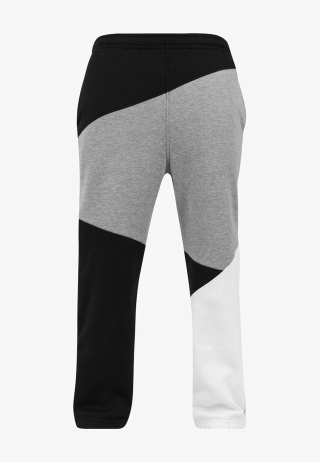 Pantalon de survêtement - black/grey
