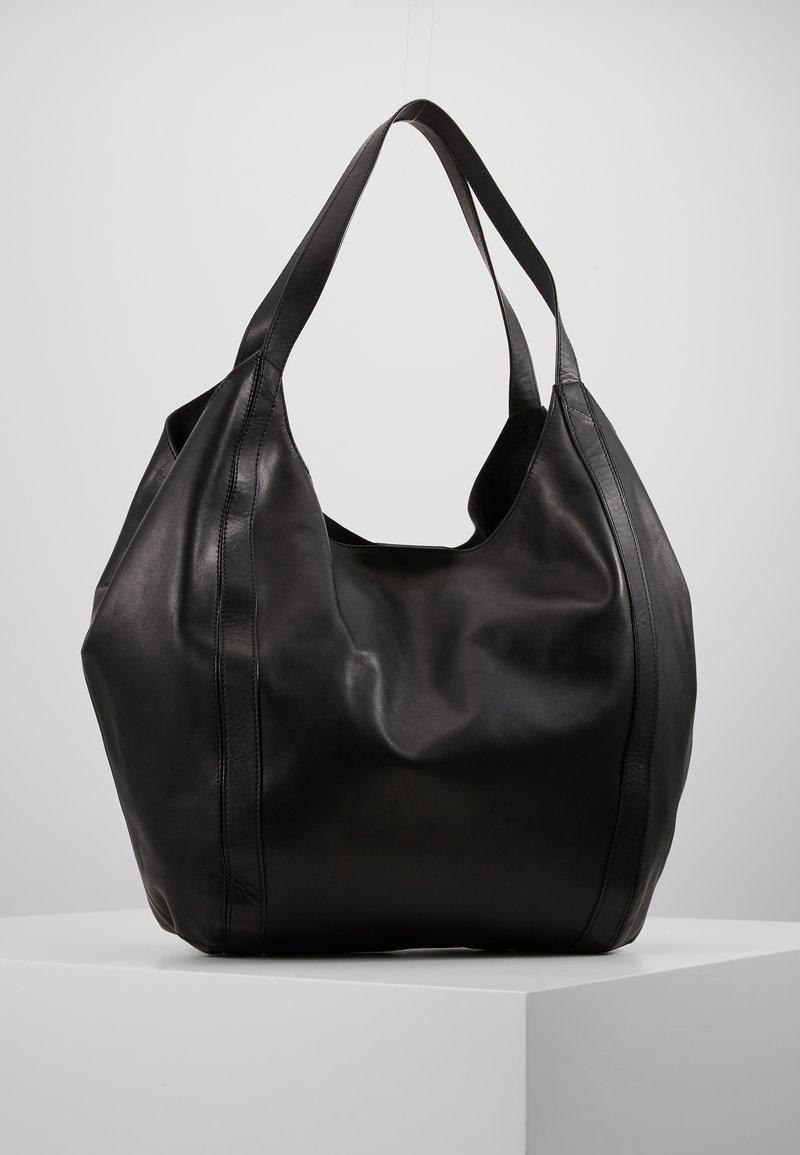 Becksöndergaard - VEG MALIK BAG - Handbag - black