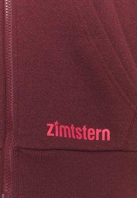 Zimtstern - RIDERZ - Zip-up sweatshirt - windsor wine - 2