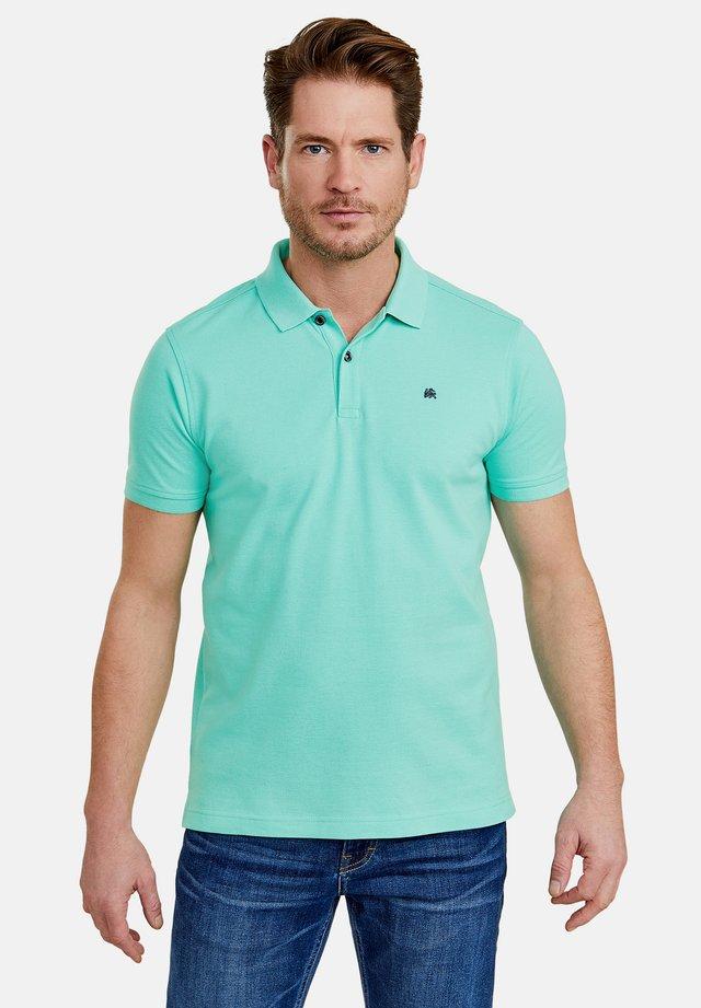 Polo shirt - jade green