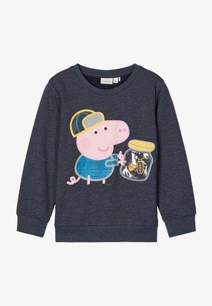 SCHORSCH PIG - Sweatshirt - dark sapphire