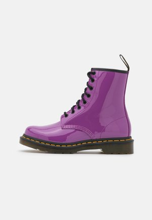 1460 - Lace-up ankle boots - bright purple