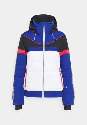 SKI CHIC INSULATED  - Snowboard jacket - mazarine blue