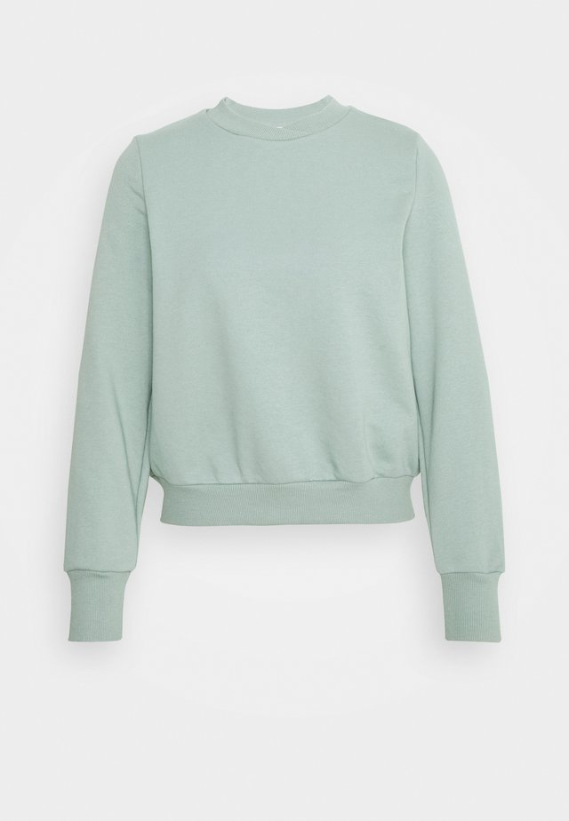 NMLUPA - Sweater - slate gray