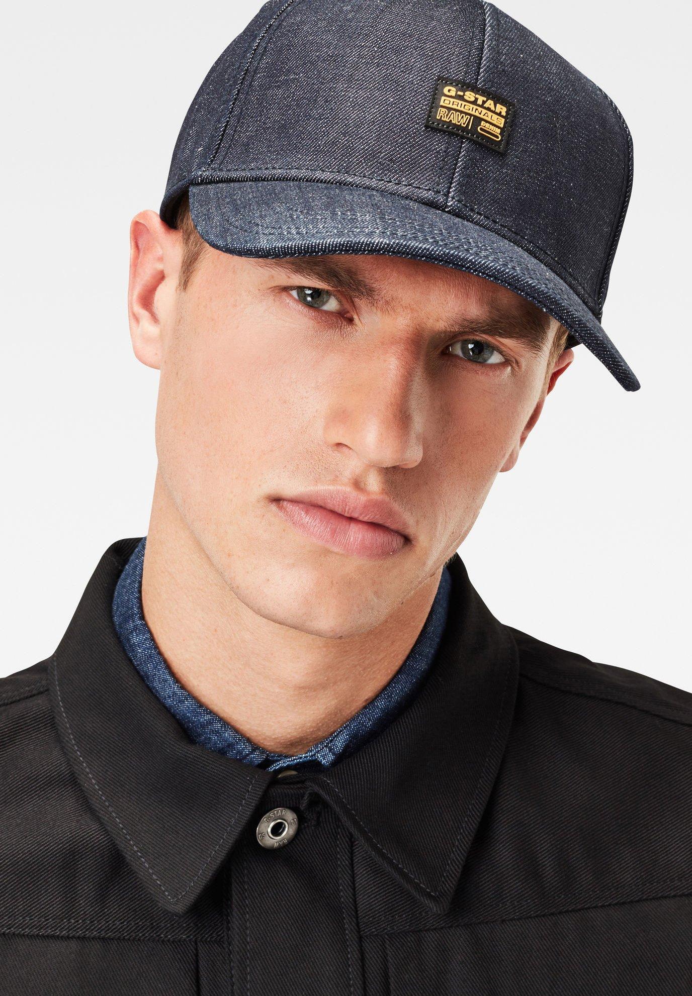 Uomo ORIGINAL DENIM BASEBALL - Cappellino
