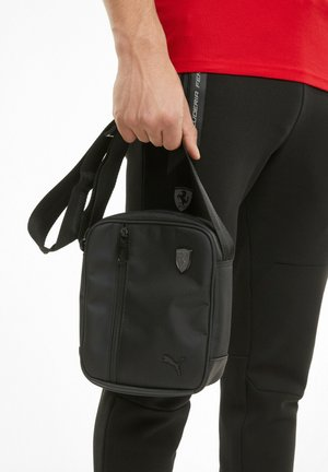 SCUDERIA FERRARI - Across body bag - black