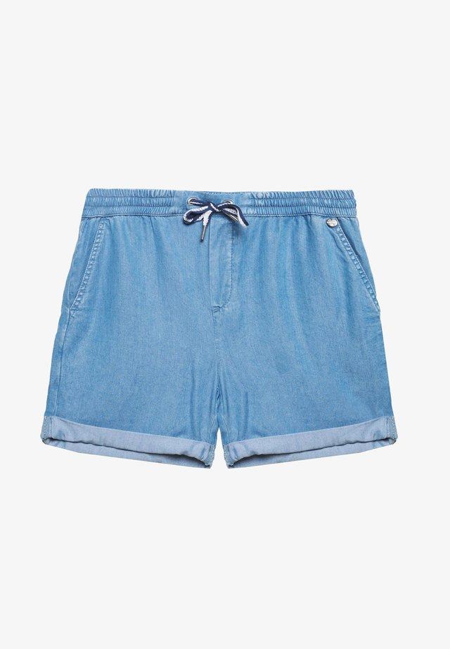 Szorty - denim blue