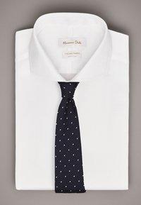 Massimo Dutti - Tie - black - 1