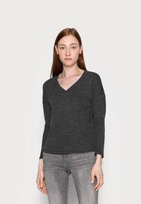 Anna Field Tall - Pullover - mottled grey - 0