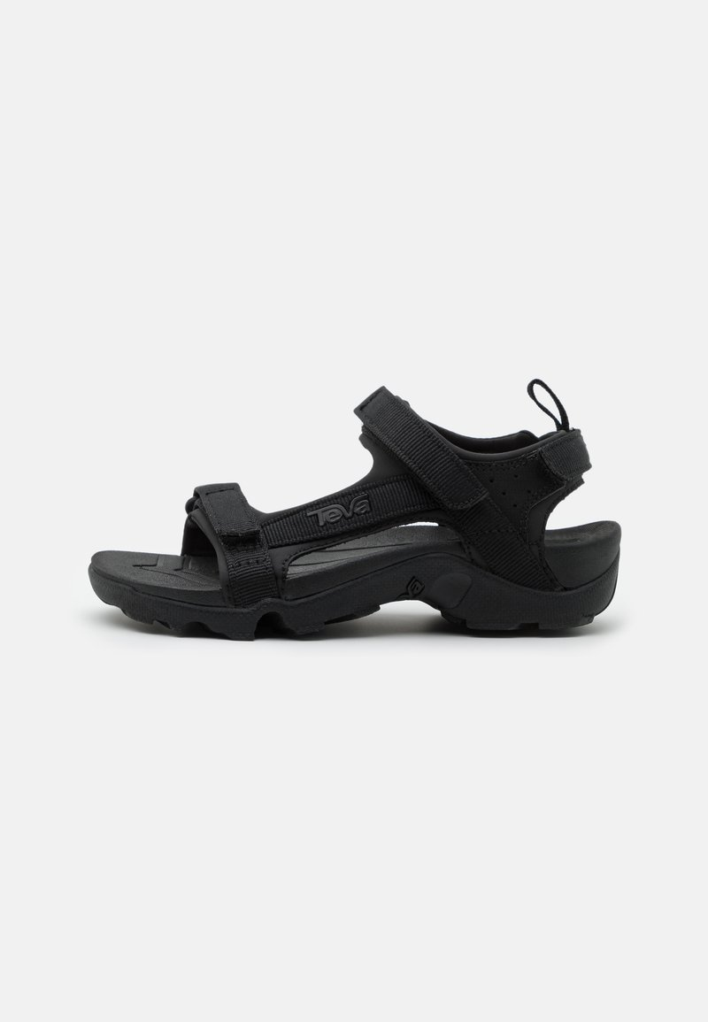 Teva - TANZA UNISEX - Chodecké sandály - black