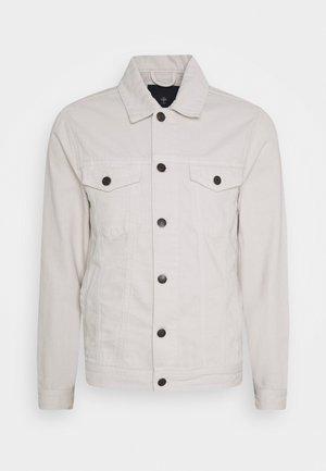 CASH JACKET - Denim jacket - stone