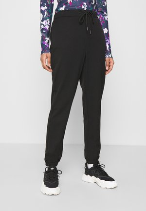 ONLREGIE STRING SMOCK PANT - Tracksuit bottoms - black