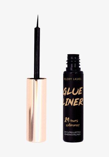 GLUE LINER - False eyelashes - black