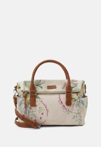 Desigual - CALLIE LOVERTY - Handbag - crudo beige - 0