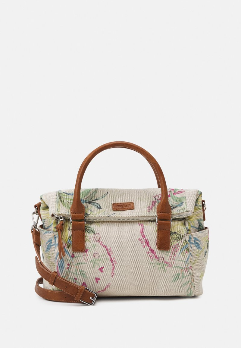 Desigual - CALLIE LOVERTY - Handbag - crudo beige