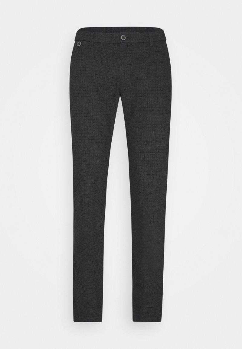 Bugatti - Trousers - dark grey