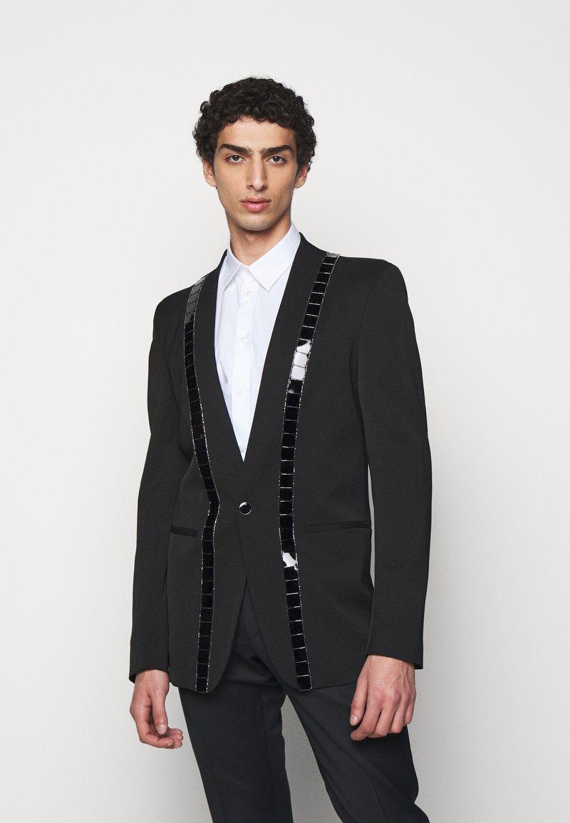 Just Cavalli - GIACCA - Blazer jacket - black