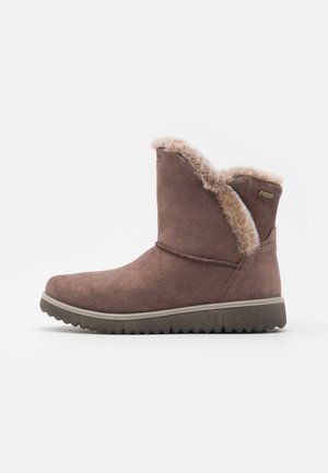 LORA - Winter boots - lila