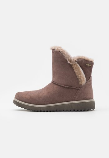 LORA - Winter boots - lila