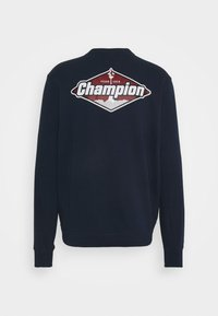 Champion - CREWNECK - Sweatshirt - dark blue - 7