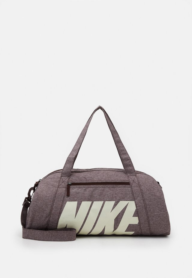 GYM CLUB - Treningsbag - earth/pale ivory