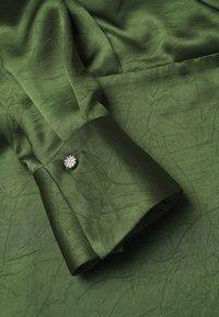 Mango - Jerseyjurk - grønn - 7