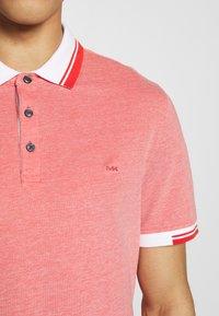 Michael Kors - GREENWICH - Polo shirt - dark persimmon - 6