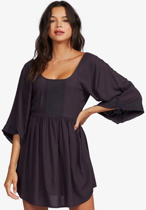SUNSET CITY - Day dress - anthracite