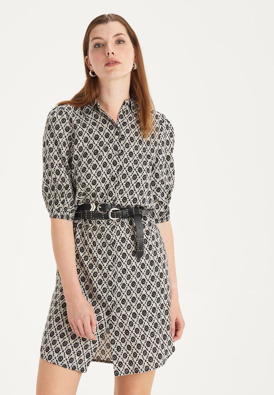 Mujer TENDER SHORT DRESS - Vestido camisero