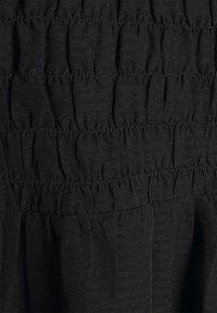 JDY - JDYMAGGIE ABOVE KNEE DRESS - Vardagsklänning - black - 2