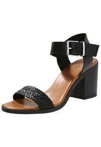 Inuovo - Sandals - black blk - 6