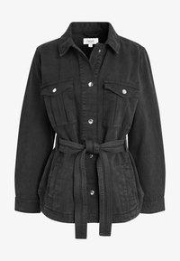 Next - Denim jacket - grey - 1