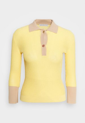 ANDI - Pullover - yellow