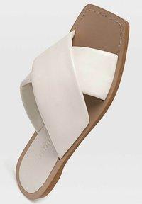 Stradivarius - Sandals - off-white - 4