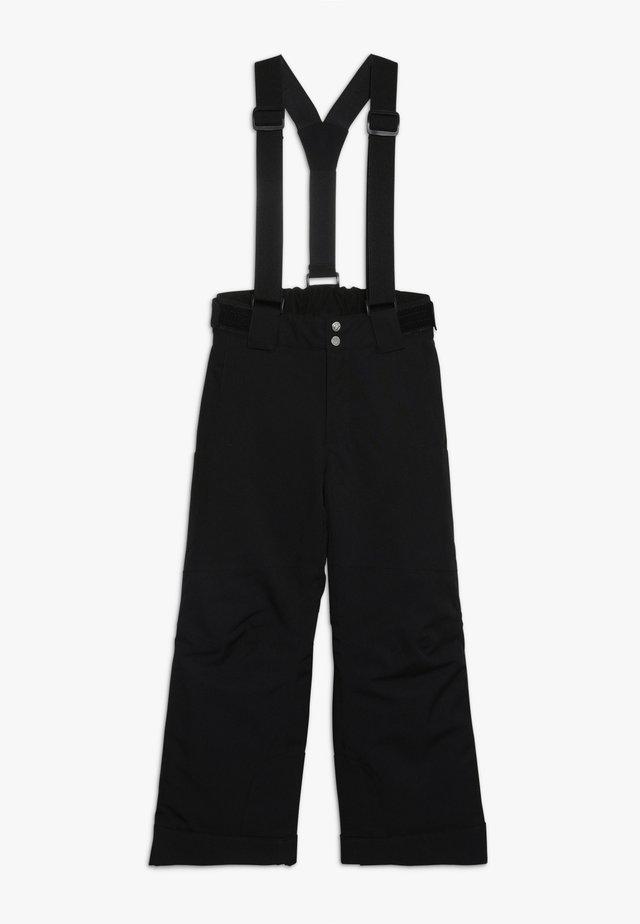 OUTMOVE PANT - Pantaloni da neve - black