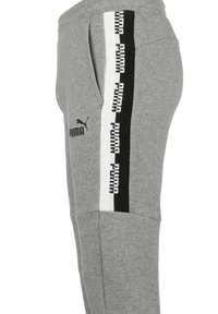 Puma - TRAINING - Pantalon de survêtement - medium grey heather - 2
