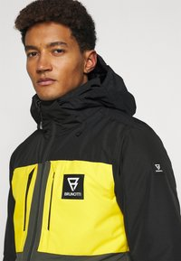 Brunotti - ARACIN MENS SNOWJACKET - Snowboardjacka - pine grey - 3