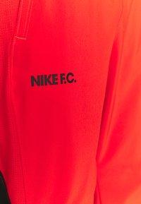 Nike Performance - FC PANT - Pantaloni sportivi - chile red/black - 5