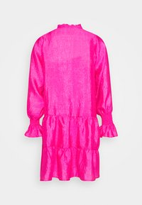 Cras - SELMACRAS DRESS - Sukienka letnia - magenta - 8