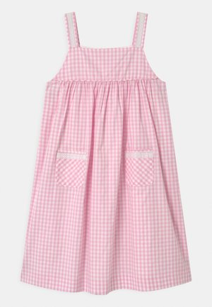 VERBENA - Denní šaty - pink vichy