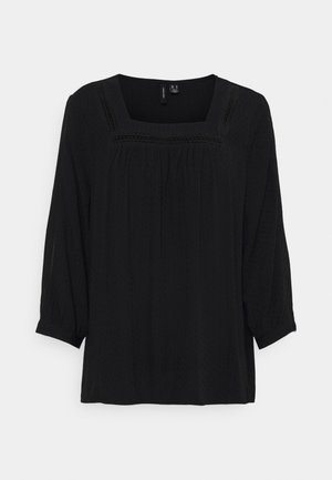 VMEMINA - Long sleeved top - black