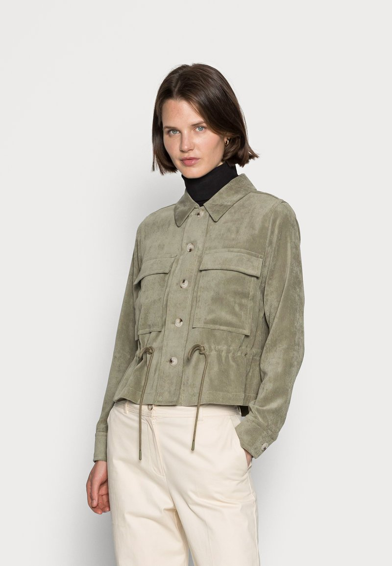 Opus - HAYO  - Lehká bunda - soft moss
