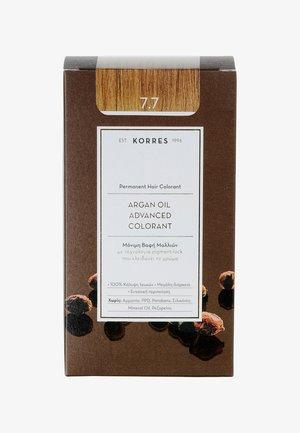 ARGAN OIL ADVANCED COLORANT - Hair colour - 7.7 mocha